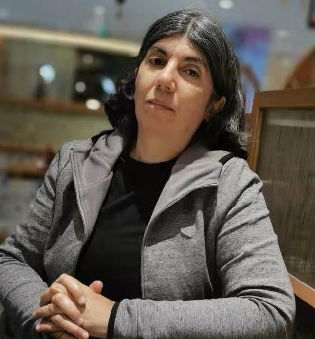 María Elena Díaz
